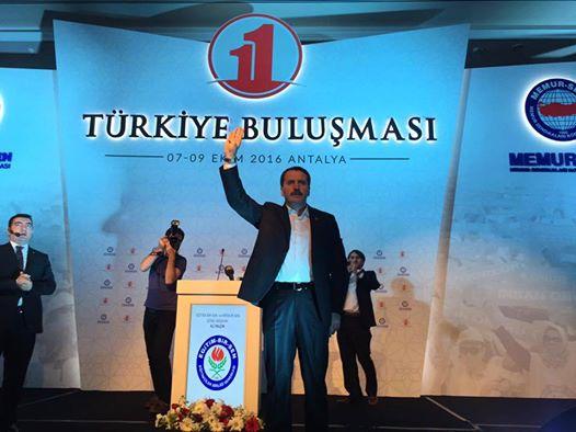 Eğitim Bir Sen Olarak 11.Türkiye Buluşmamızı Antalya'da gerçekleştirdik.